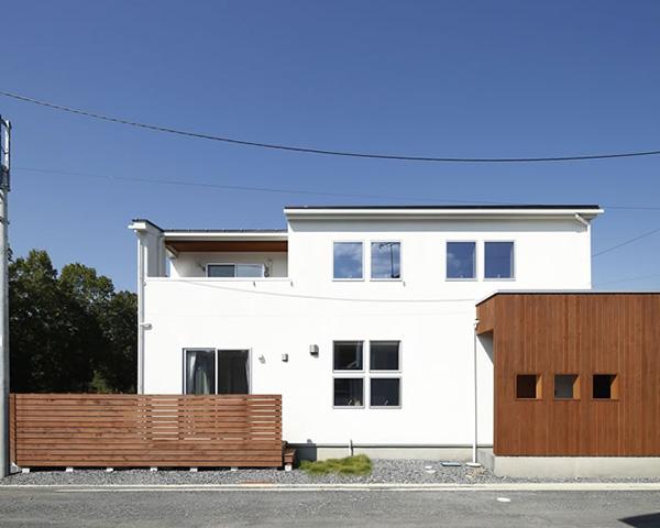 若林建築所の施工例1